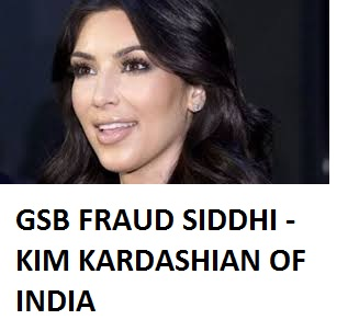 GSB fraud siddhi corporate espionage